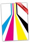 Farbplakate  A2 4/0